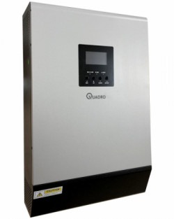 Inversor Cargador 5000W 48V MPPT 80A QUADRO