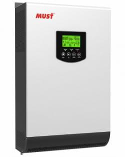 Inversor Cargador 5KVA 4000W 48V MPPT 80A Must Solar