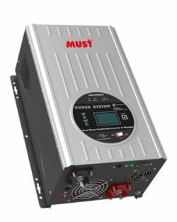 Inversor Cargador 6000W 24V MPPT 60A Must Solar