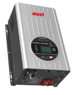 Inversor Cargador 6000W 48V MPPT 60A Must Solar
