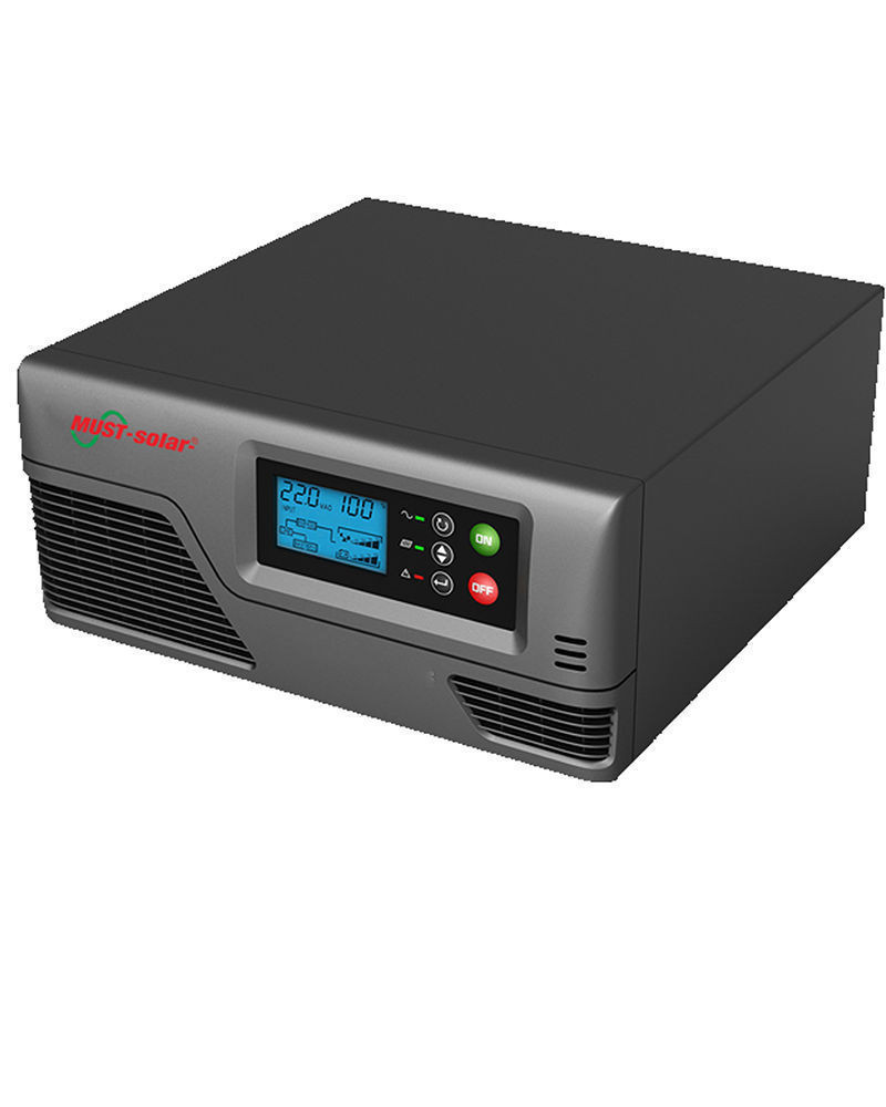 Inversor Cargador 600W 12V Must Solar