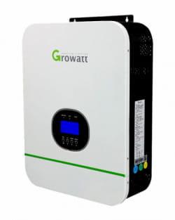 Inversor Growatt 3000W 24V MPPT 50A