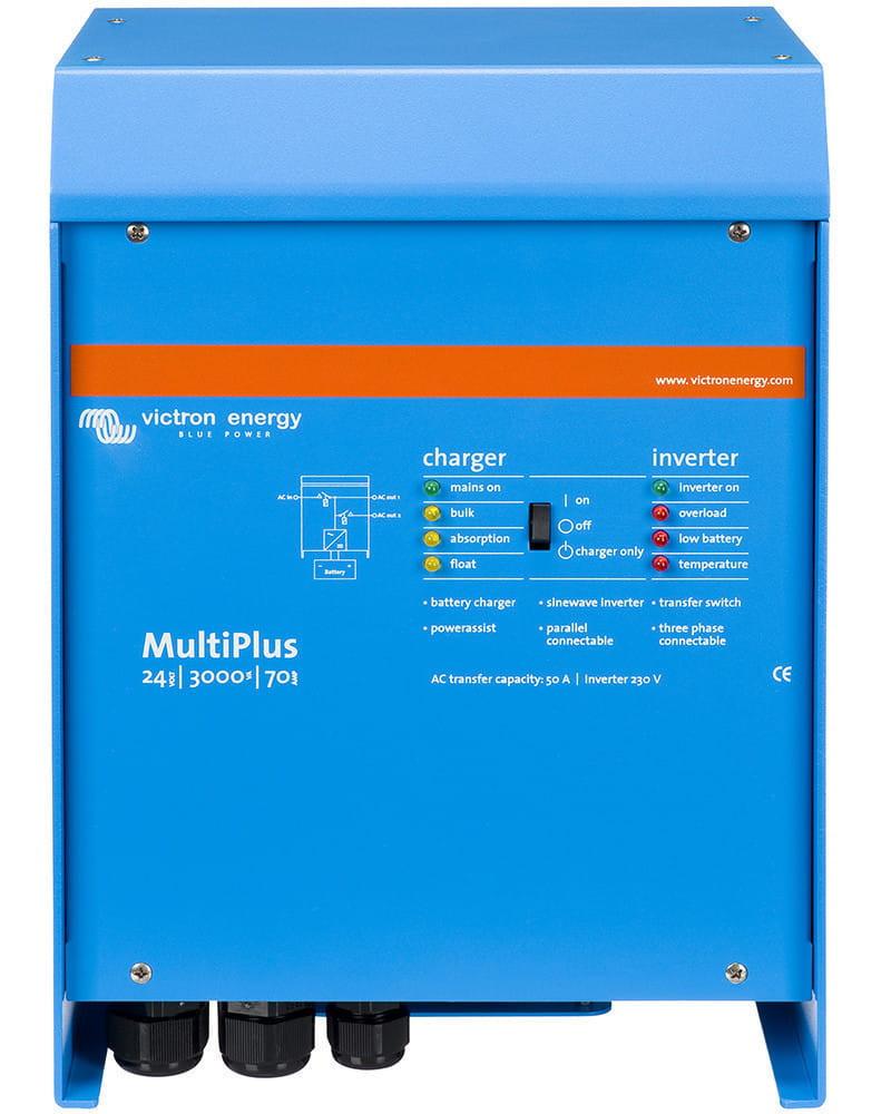 Inversor Victron Multiplus 24V 3000VA 70+50A
