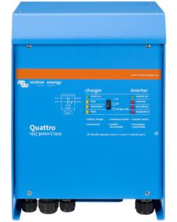 Inversor Victron Quattro 3000VA 12V 120+50A