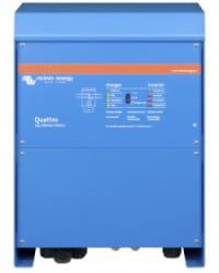 Inversor Victron Quattro 8000VA 24V 200+100A