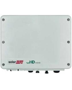 Inversor HD Wave 5000W SolarEdge Conexión Red Monofásico