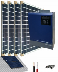 Bombeo Solar Directo 0,75cv 230V