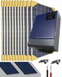 Bombeo Solar Directo 10cv 400V