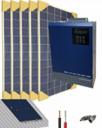 Bombeo Solar Directo 1,5cv 230V