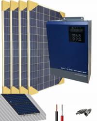 Bombeo Solar Directo 1cv 230V