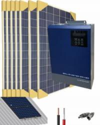 Bombeo Solar Directo 2cv 230V