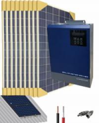 Bombeo Solar Directo 3cv 230V