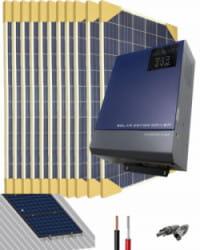 Bombeo Solar Directo 4cv 400V