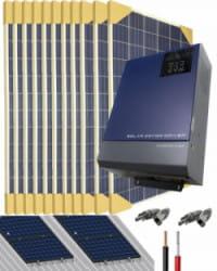 Bombeo Solar Directo 5.5cv 400V