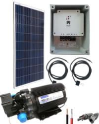 Kit Bombeo Solar  12V uso continuado