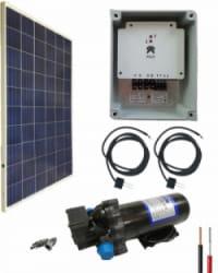 Kit Bombeo Solar  24V uso continuado