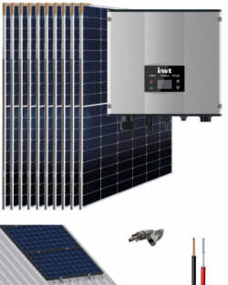 Kit Bombeo Solar para 2cv