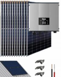 Kit Bombeo Solar para 3cv
