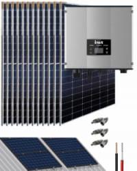 Kit Bombeo Solar para 4cv