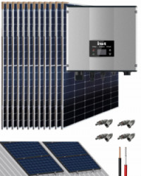 Kit Bombeo Solar para 5.5cv