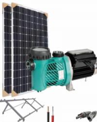 Kit Depuradora Solar 500W 48V 2000Whdia de uso directo