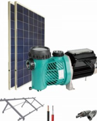 Kit Depuradora Solar 500W 48V 2600Whdia de uso directo