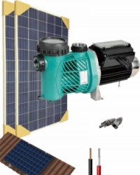 Kit Depuradora Solar 500W 48V 3200Whdia de uso directo