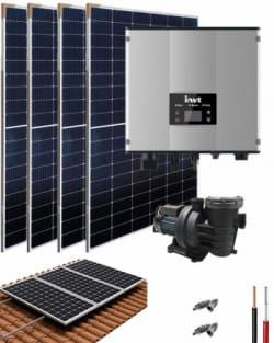 Kit depuradora solar con bomba para piscina al mejor precio - Bomba piscina solar ...
