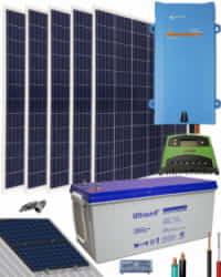 Kit Solar 1600VA 12V 5000Whdia