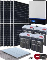 Kit Solar 3000W 24V 9000Whdia