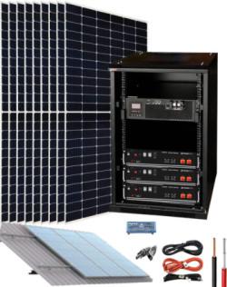 Kit Solar 5000W 48V 16000Whdia