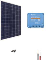 Kit Solar Ampliación 12V 1000Whdia con MPPT
