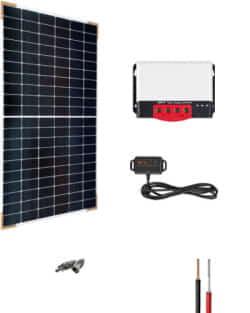 Kit Solar Ampliación 12V 2000Whdia con MPPT