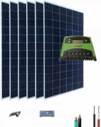 Kit Solar Ampliación 24V 10000Whdia