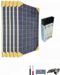 Kit Solar Ampliación 24V 7625Whdia