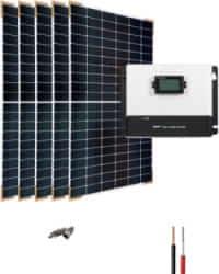 Kit Solar Ampliación MPPT 10000Whdia