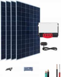Kit Solar Ampliación MPPT 7000Whdia