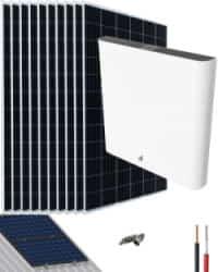 Kit Solar Litio 5000W 20000Whdia con 6kWh de batería