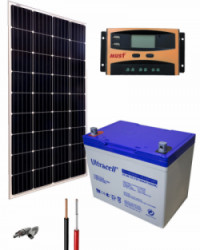 Kit Solar Mini 12V 750Whdia