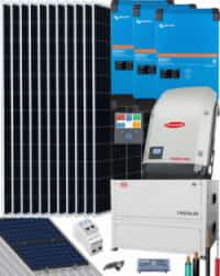 Kit Solar Trifásico 5000W 48V 50000Whdia