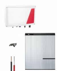 Kit Ampliación Baterías 10kWh SolarEdge