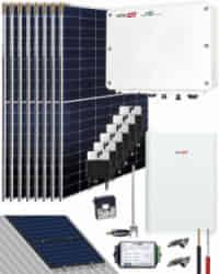 Kit Autoconsumo SolarEdge 3000W 16500Whdia