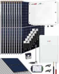Kit Autoconsumo SolarEdge 4000W 20000Whdia