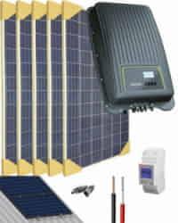 Kit Solar Kostal 1500W 8400Whdia