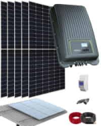 Kit Solar Kostal 2000W 10000Whdia