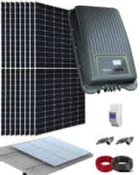 Kit Solar Kostal 3600W 18500Whdia