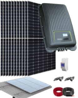 Kit Solar Kostal 4600W 24000Whdia