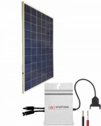 Kit Solar Red 1300Whdia  con Microinversor