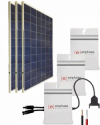Kit Solar Red 3900Whdia  con Microinversor