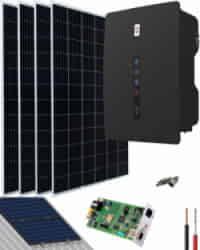 Kit Solar Riello 1500W 7400Whdia RS